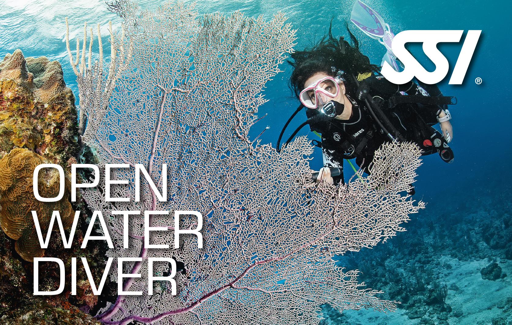Corso sub Open Water Diver – Roma Ostiense