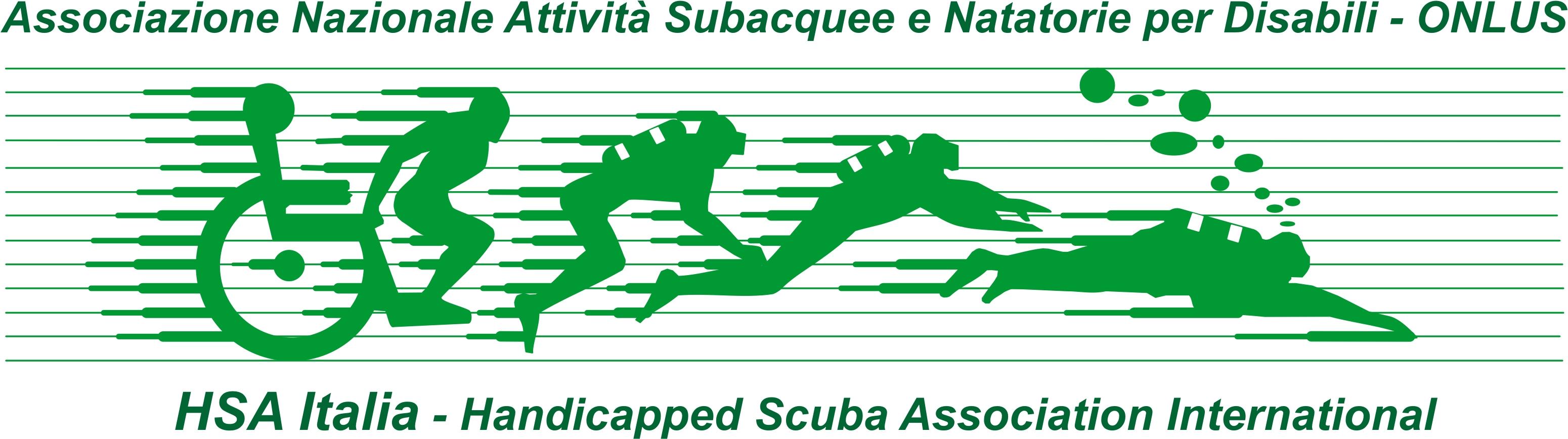 Corsi subacquei per diversamente abili e non-vedenti H.S.A. Italia Onlus
